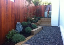 Modern outdoor space by Jodie Cook Landscape Design