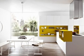 Kora: Trendy Kitchen Charms with Functional Design and Modularity