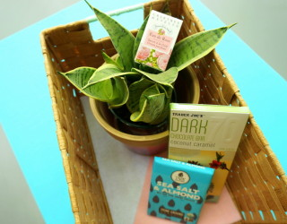 A DIY Gift Basket Idea for Mother's Day
