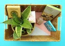 Mother's Day gift basket DIY