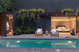 70s Private Residence in Mexico City Gets a Grand, Green Makeover