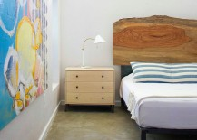 Natural-wood-headboard-in-the-contemporary-bedroom-217x155