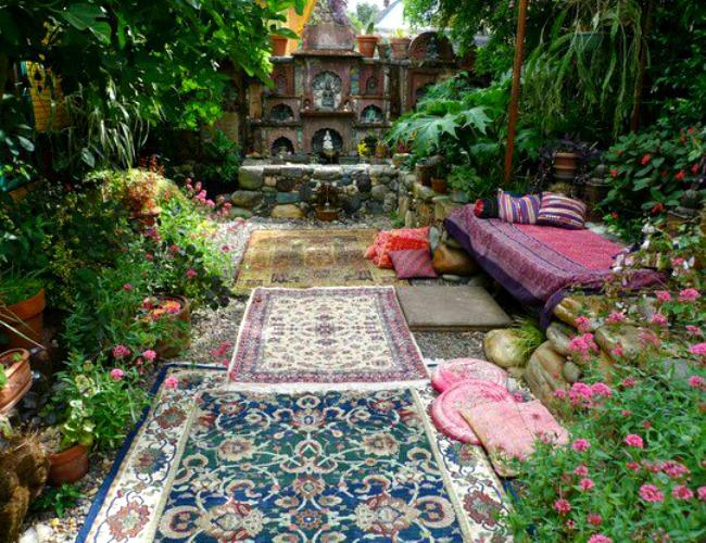 Outdoor Meditation-Room