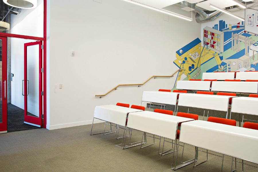 Pch In San Francisco Innovative Modern And Even Fun Office Design