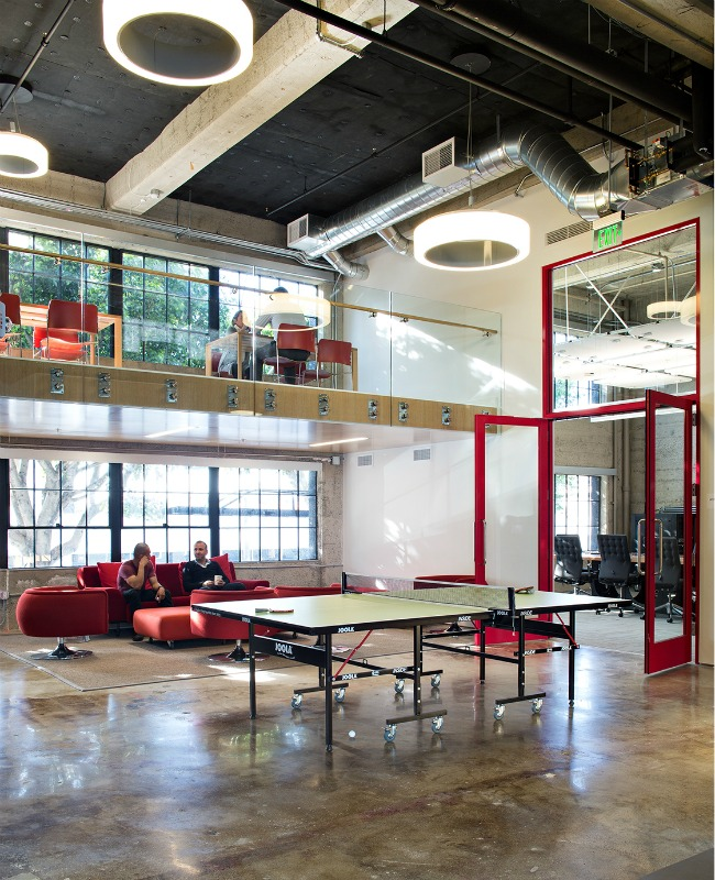 Engineering Office Design: PCH In San Francisco: Innovative, Modern (and Even Fun