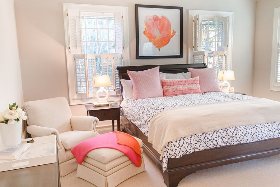 30 interiors that showcase hot design trends of summer 2015 for Trendy bedrooms 2016