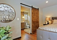 Pick the right hardware for your barn door