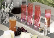 Cups, Glasses and Flutes: Refreshing Drinkware Options for Spring