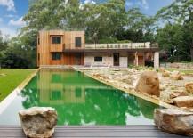 Rainforest Natural Pool