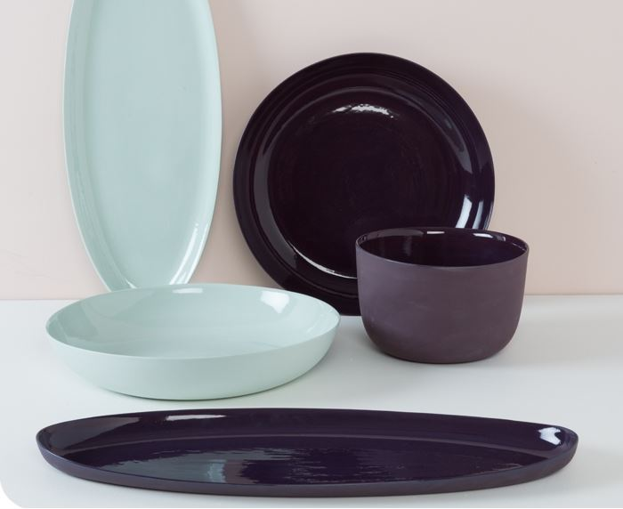 Serveware from Mud Australia