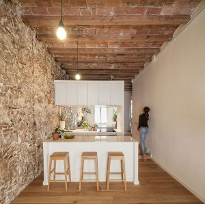 Small apartment renovation makes smart use of available space