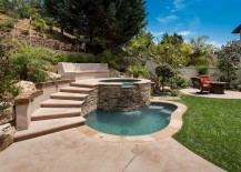Pools Backyard Ideas Alluring 23 Small Pool Ideas To Turn Backyards Into Relaxing Retreats Design Inspiration