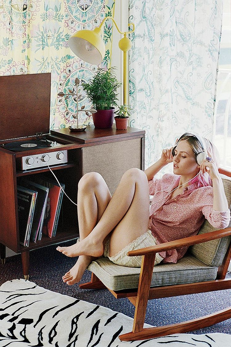 Take a digital detox while enjoying some records
