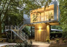 Smart house combines sustainability with modern living