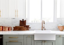 Special touches in a kitchen renovation from Smitten Studio