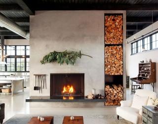 Renovated Portland Home Brings Vintage Industrial Style with Energy-Efficiency