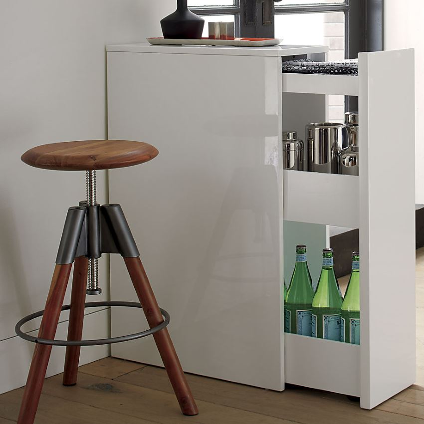 Storage cabinet from CB2