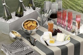 Sensational Serveware for Spring