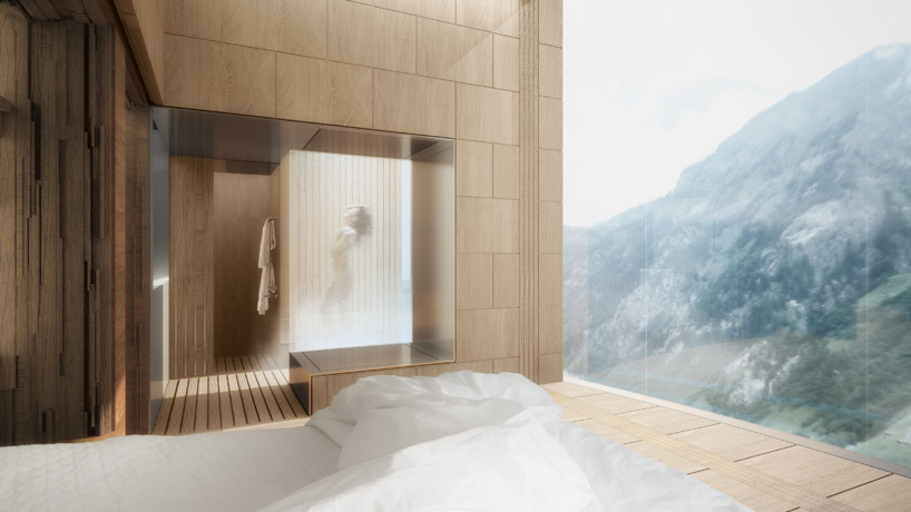 Tower 7132 - Vals - rooms design