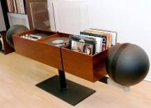 Unique record console