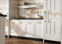 Vintage-style-of-the-doors-with-sliver-handles-gives-them-a-distinct-personality-217x155
