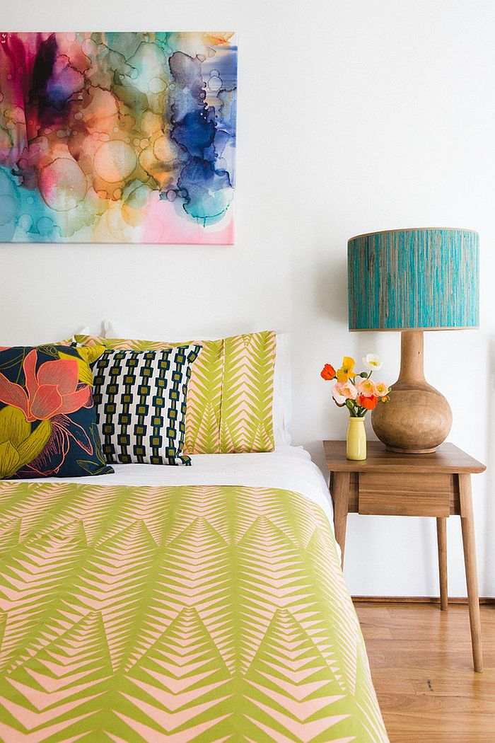 Watercolor additions capture the aura of summer and spring [Design: Nest Designs]