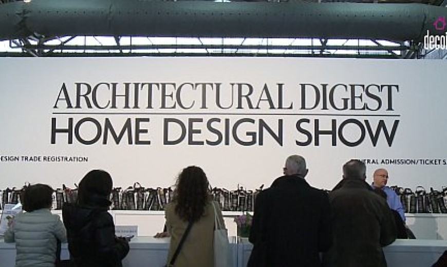 2015 Architectural Digest Home Design Show