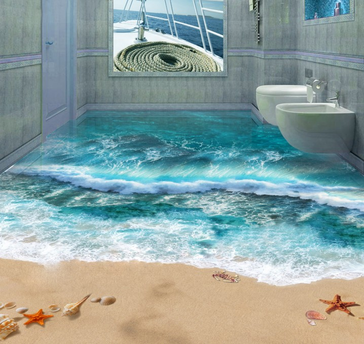 ... 3d floors bathroom 4