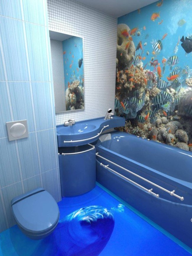 3d floors bathroom 5