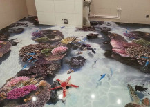 3d floors coral reef 2