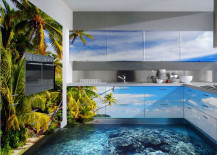 3d floors coral reef