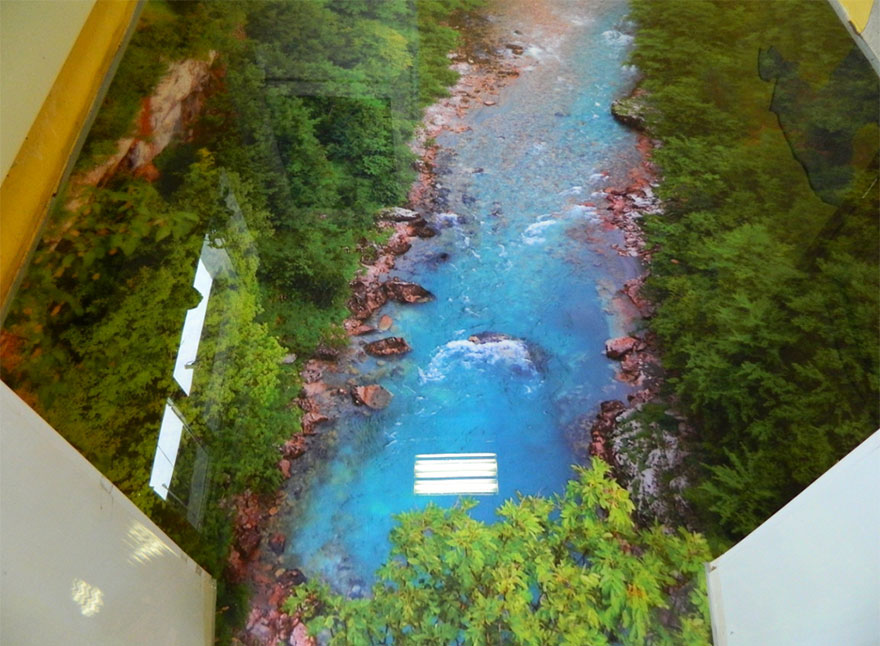 3d floors river