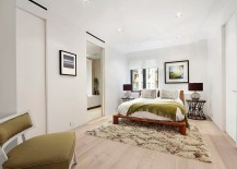 A-touch-of-green-for-the-elegant-bedroom-in-white-217x155