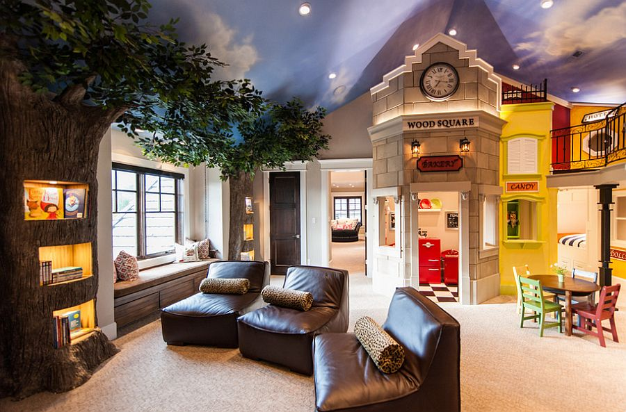 20 Awesome Kids\' Bedroom Ceilings that Innovate and Inspire