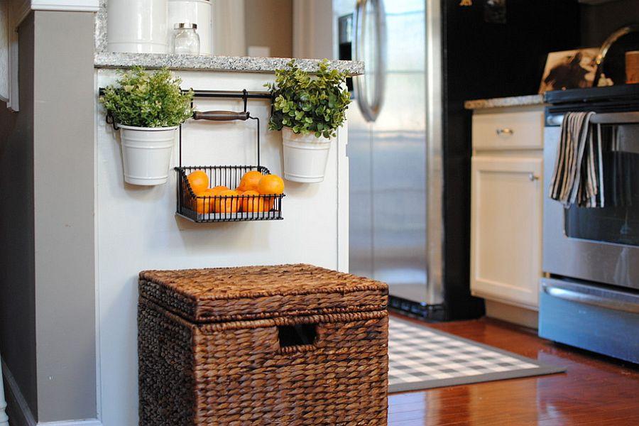 An easy way to grow herbs indoors