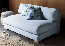 Apartment sofa from CB2 217x155 The Best Sofas for Small Spaces
