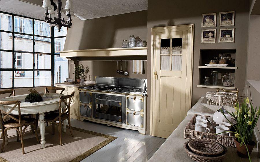 Wonderful View In Gallery Artisanal Modula Kitchen Inspired By Mediterranean Design  By Marchi