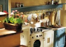 Beautiful country kitchen decorating idea