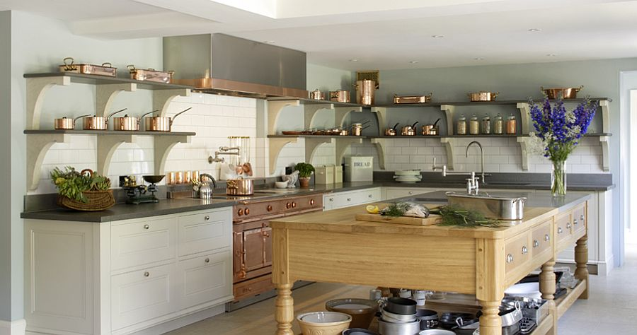 Bespoke luxury kitchen design by Artichoke