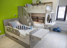 Boys bedroom for 3 brothers