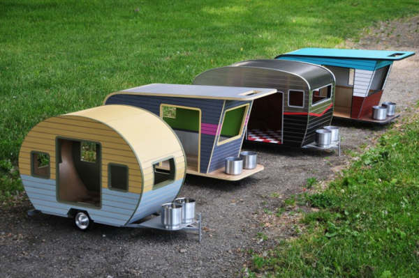Cat Nap Cat Trailer