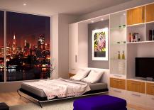 Closet-Factory-City-Skyline-Bed-Open-217x155