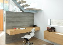 Cowhide-rug-brings-a-touch-of-authetic-Scandinavian-style-to-the-chic-home-office-217x155