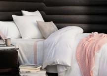 Coyuchi Diamond Peach Organic Cotton Bedding