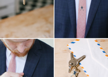 DIY Tie Tack for Father's Day