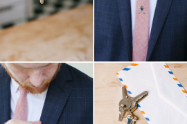 DIY Tie Tack for Father's Day  8 DIY Father's Day Gifts to Make for Dear Old Dad DIY Tie Tack for Fathers Day