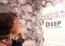 Deep 3D Wallpaper by Pratt and Twenty2