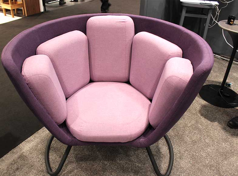 Design on Technology Phone Charging Furniture Chair