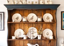 Display your china in style in the dining room