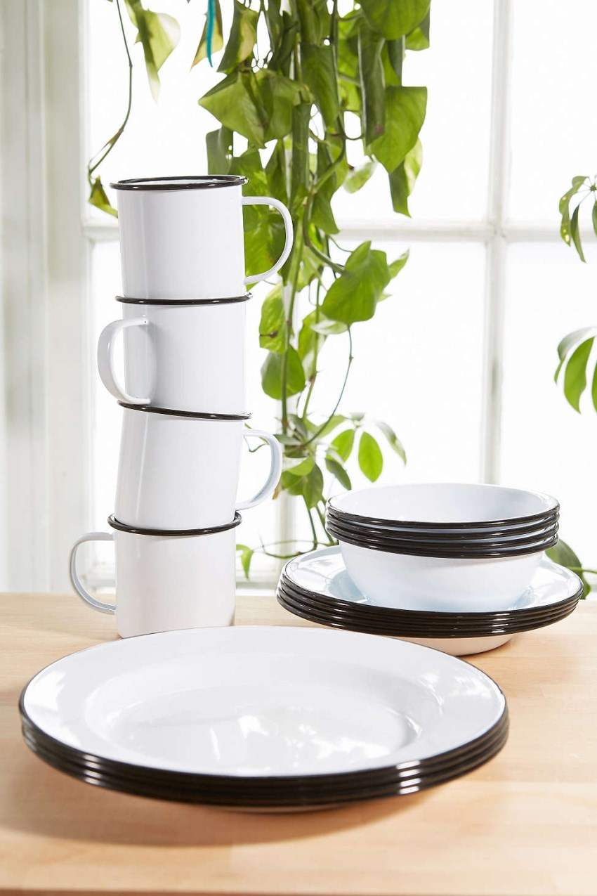 Enamelware from Urban Outfitters